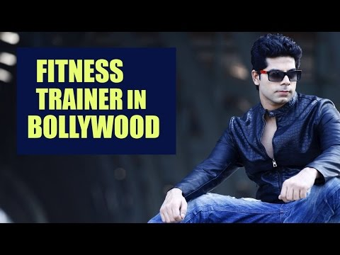 Fitness trainer to a movie hero- The journey