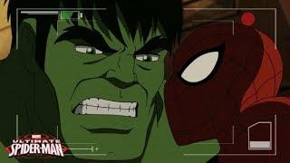 Ultimate Spider Man Web Warriors S03E04 - Cloak and Dagger