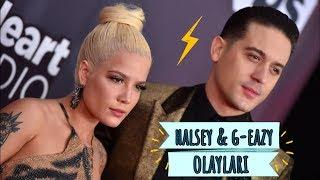 Halsey Ve G-Eazy Olayları