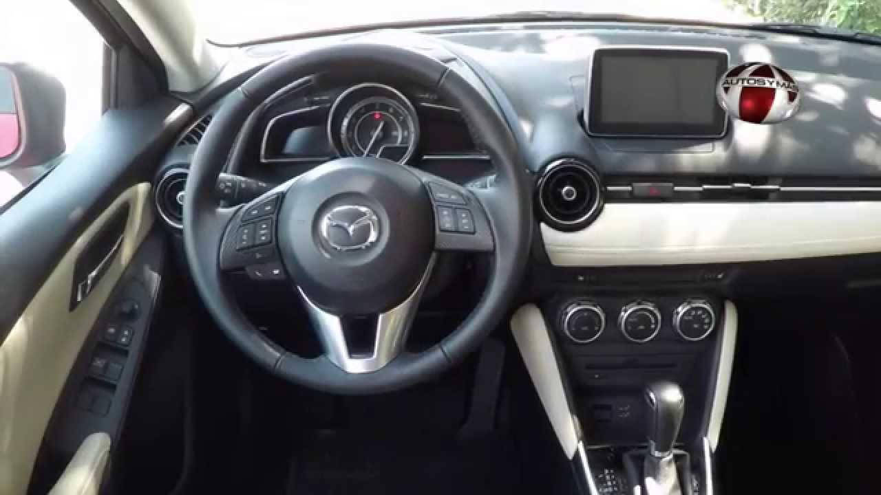 Prueba De Manejo Del Nuevo Mazda2 2016 Youtube
