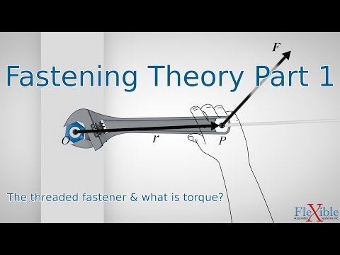 What is Torque? - Fastening Theory Part 1