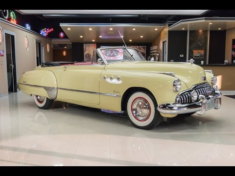 1949 Buick Super Convertible For Sale Youtube