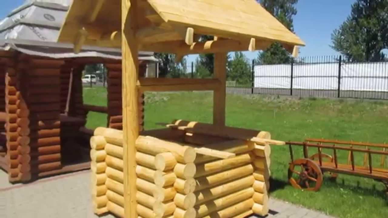 Как сделать деревянные сруб