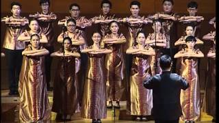 Sik Sik Sibatumanikam - Thai Youth Choir 2013