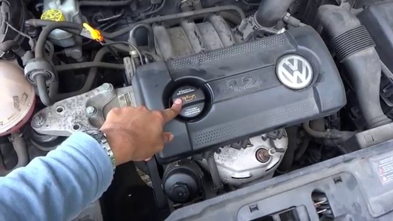 Vw Polo Oil Filter Change Youtube