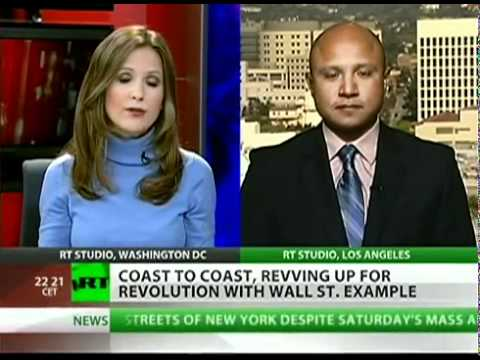 Occupy Wall Street catalyst for American Revolution/mp4