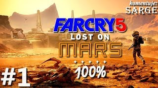 Zagrajmy w Far Cry 5: Lost on Mars DLC (100%) odc. 1 - Nick Rye i Hurk na Marsie