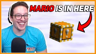 This Is The FUNNIEST Super Mario 64 Hack Of All-Time!!!