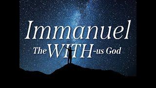 Sermon God With Us 12 20 2020