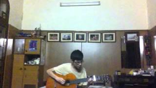 (Khắc Việt) Chỉ anh hiểu em - Suy nghĩ trong anh Guitar mashup cover by me