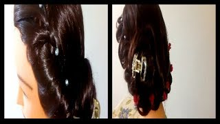 Party Hair Style I Messi Bun I Latest Hair Style For 2020