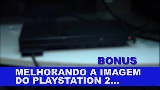 Como melhorar a imagem nos jogos de PS2?