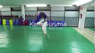 Kata Guruma (Midori Obi · Kata Waza)