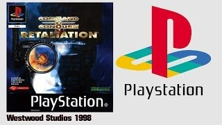 Command & Conquer Retaliation - Soviet Campaign (PS1)(1998) Intro + Gameplay (HD)