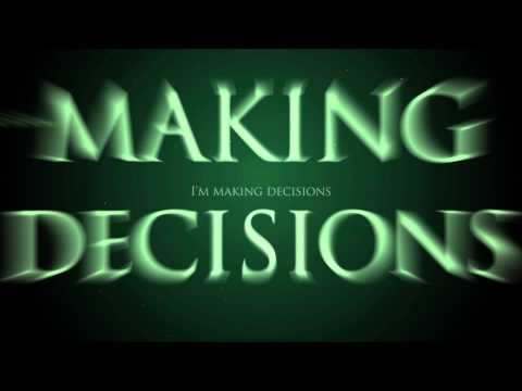 Rizon -  Making Decisions [Official Lyrics Video]