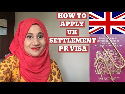 HOW TO APPLY UK PR/SETTLEMENT VISA | LIFE IN UK TEST | IELTS LIFE SKILLS B1 | PART 1- FARYAL