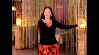 Уроки цыганского танца Венеры Ферарь №3 (gipsy dance lesson)