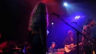 Free Advice - Leslie Stevens w/ Jonathan Wilson Band - Troubadour - Los Angeles CA - Dec 13 2014