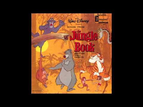 The Bare Necessities, from the 1967 album The Jungle Book