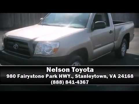 2008 Toyota Tacomain Southside VA   Martinsville, Danville, Roanoke,  Stuart, And Greensboro NC