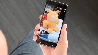 Обновление Edge Sense для HTC U11