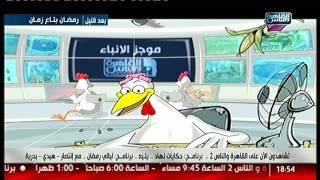 نشرة أخبار الفراخ   الحلقة الثالثة من نشرة الأخبار الأجرأ فى مصر