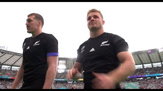 EXCLUSIVE: All Blacks v Namibia Aftermatch reaction