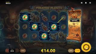 Игровой автомат Pirates' Plenty (Red Tiger Gaming)