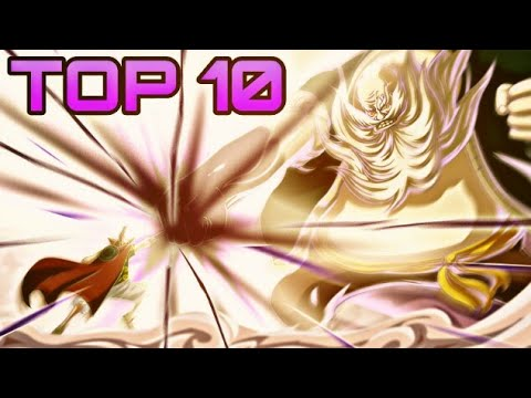 OnePieceTop10 | Epic Attack Moments In Dressrosa