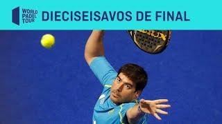 Resumen Dieciseisavos de Final (Jornada de Mañana) Vigo Open 2019