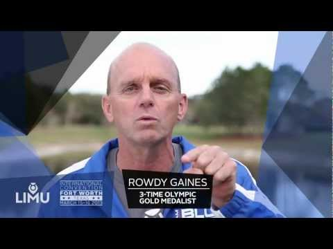 Rowdy Gaines on the 2013 International Convention