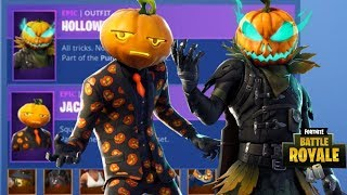 'NOUVEAU' HOLLOWHEAD SKIN ' CRAVER PICKAXE FORTNITE ITEM SHOP UPDATE (Fortnite Battle Royale)