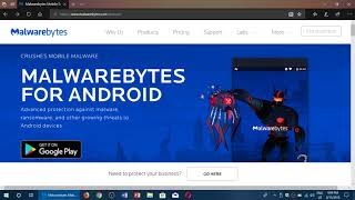 Malwarebytes Anti Malware for Android is a good protection for Smart phones and tablet