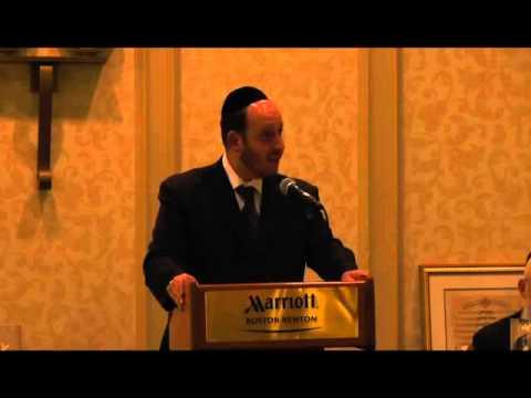 Rabbi Shmuel Silber- Kollel of Greater Boston