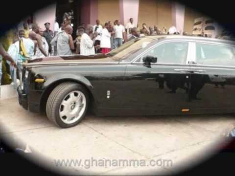 OBAMA'S VISIT TO GHANA