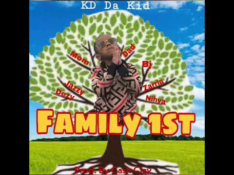 """Kd Da Kid- """"Family First"""" (Official Audio) Prod. By Cash Clay/ Street Certified"""