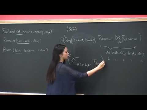 Relational Algebra - Part 4 & Relational Calculus | Lecture 12 | CMPSC 431W Database Management
