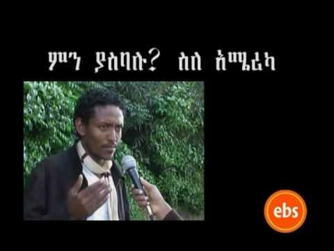 Ethiopian Broadcasting Service: (EBSTV TV) Special Program
