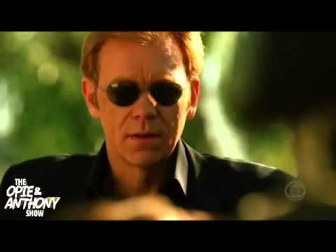 Opie & Anthony: David Caruso One Liners