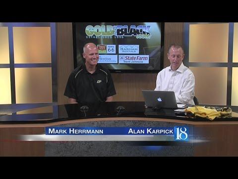 Gold and Black LIVE Sept 19 segment 2 w/ Mark Herrmann