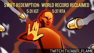 Swift Retribution: Slay the Spire Speedrunning Current World Record - 5:31