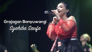 Syahiba Saufa - Grajagan Banyuwangi (Official Live Performance)