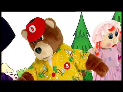 Bradley Bear and Friends | Bradley Bear Song