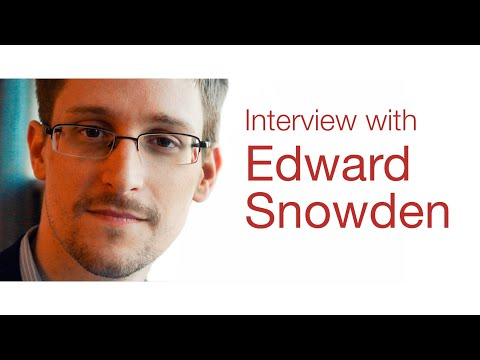 Edward Snowden Exclusive | The Deep State & Revolution - 2017