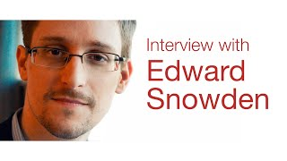 Edward Snowden Exclusive | The Deep State & Revolution - 2017