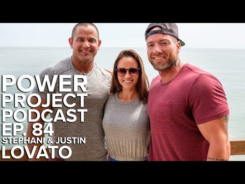 Mark Bell's Power Project EP. 84 - Justin and Stephanie Lovato