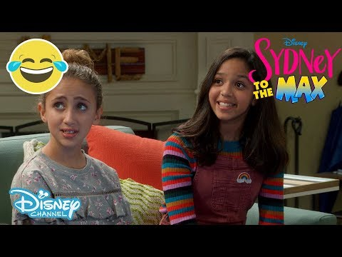 Sydney To The Max | SNEAK PEEK: Message Received... | Disney Channel UK