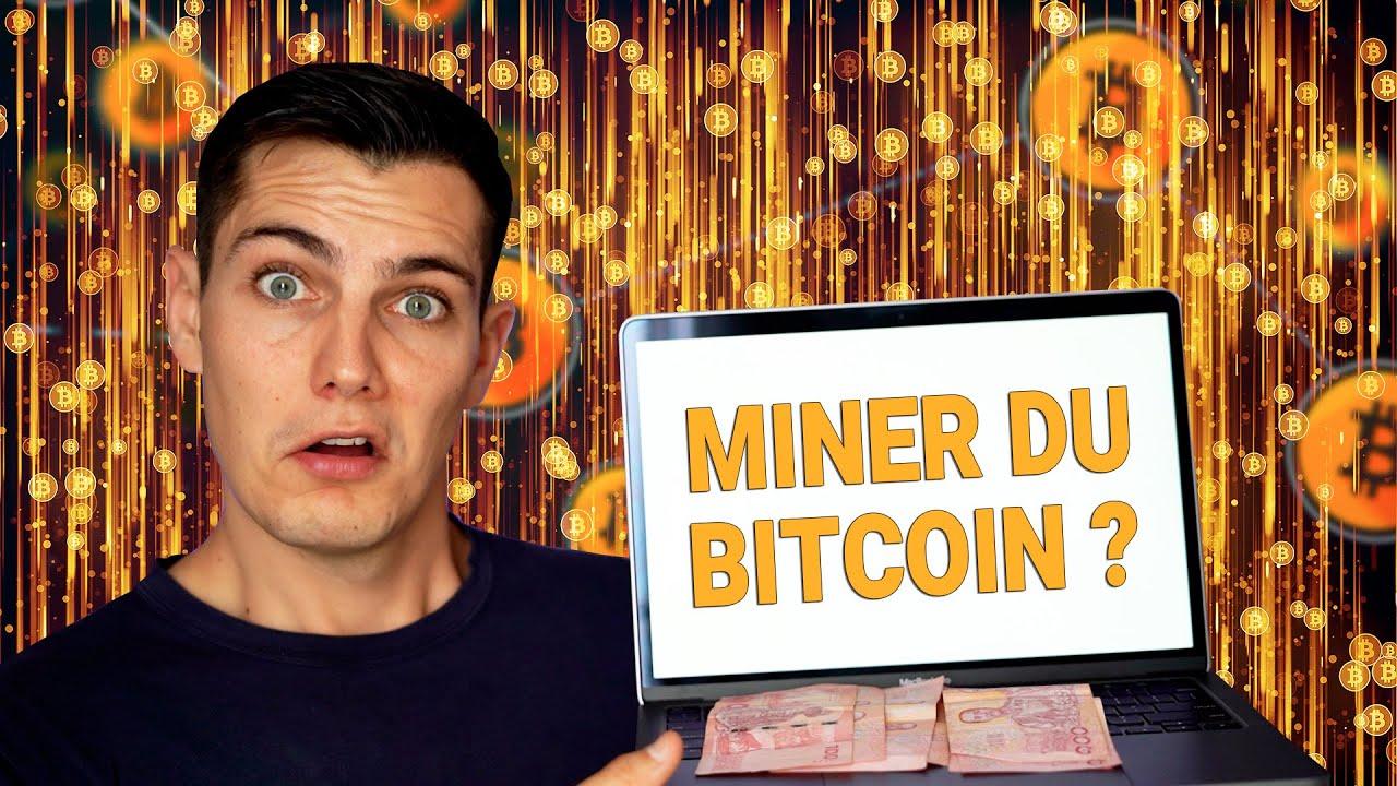 Miner du Bitcoin en 2021, est-ce rentable et comment ?