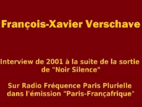 """François-Xavier Verschave : Interview radio 2001 (émission """"Paris Françafrique"""")"""