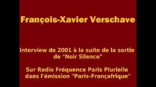 François-Xavier Verschave : Interview radio 2001 (émission